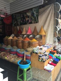 épices, souk de Marrakech