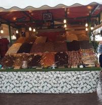 étale de fruits, Marrakech